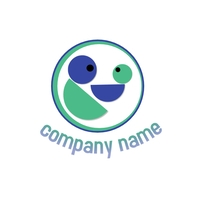 logo - mother and baby template