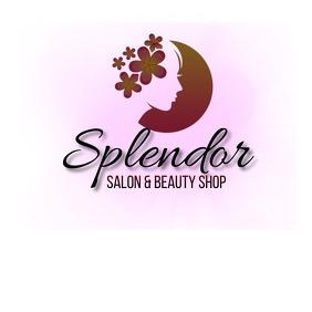 LOGO SALON BARBER SHOP LOGO DESIGN Логотип template