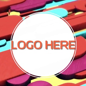 LOGO SPACE AD SOCIAL MEDIA TEMPLATE