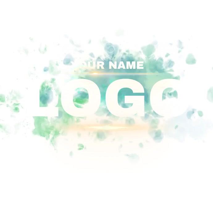LOGO SPACE FREE DESIGN TEMPLATE DIGITAL โลโก้
