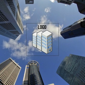 LOGO SPACE FREE DESIGN TEMPLATE DIGITAL Logotyp