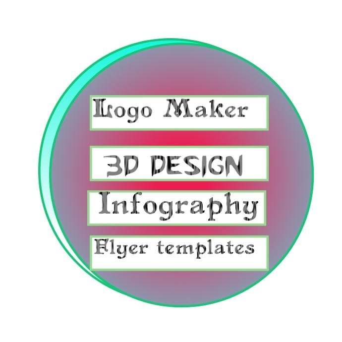 Logo template Ilogo