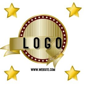 LOGO VIDEO DIGITAL DESIGN TEMPLATE