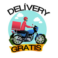 logotipo delívery template