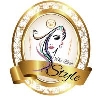 logotipo salón de belleza template