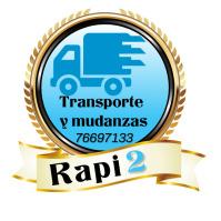 logotipo transporte y mudanzas template