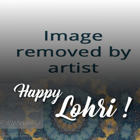 Lohri greeting