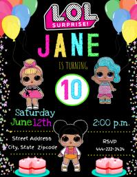 LOL Surprise Party