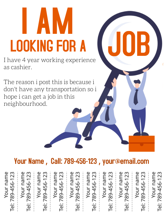 Looking For A Job Letter from d1csarkz8obe9u.cloudfront.net