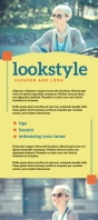 Lookstyle Rack Card Templates