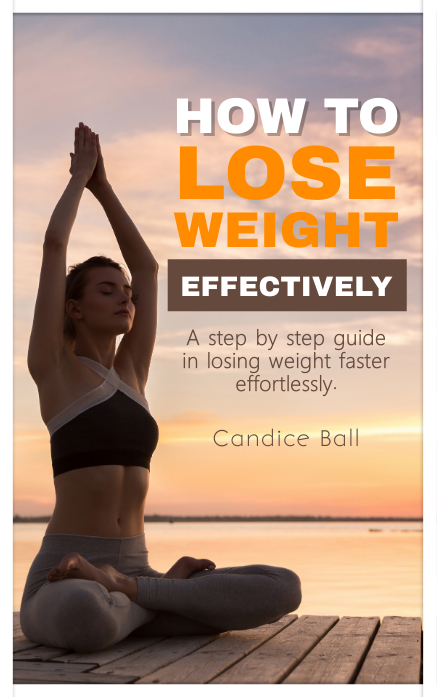 Lose Weight Effectively Self Help Kindle Book Cover