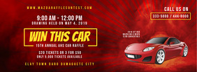 Lottery Contest for a Car Ticket - Red