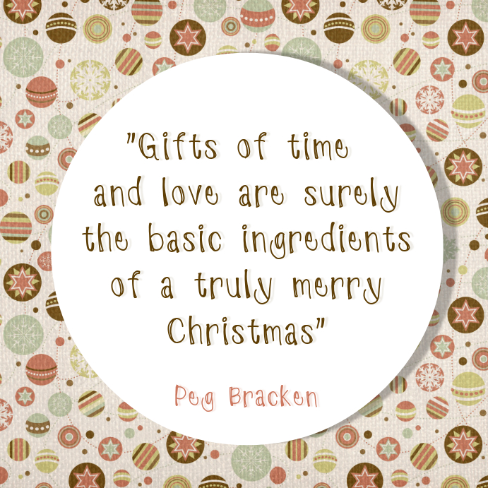 Love and Compassion Christmas Quote Instagram