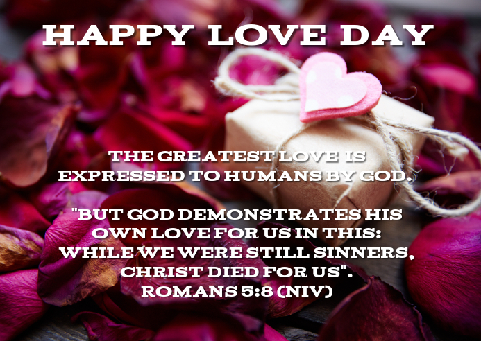 Love Day Template
