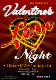 Love Karaoke Poster