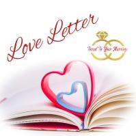 Love Letter 徽标 template