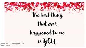 love message valentine's