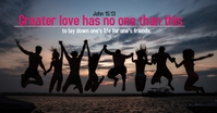 Love Quotes Facebook Ad template