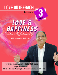 Love seminar fliers