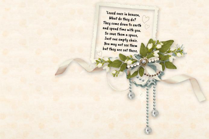 Loved Ones in Heaven Poem