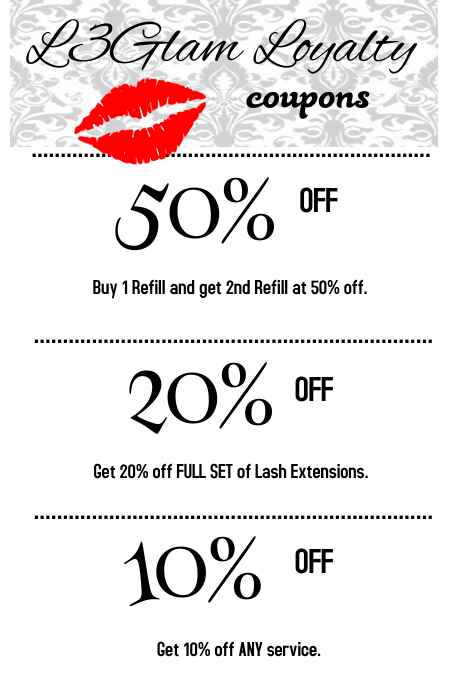 Loyalty Coupons  Discount Coupons Templates