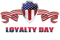 Loyalty Day Label template