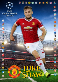 Luke Shaw Man United