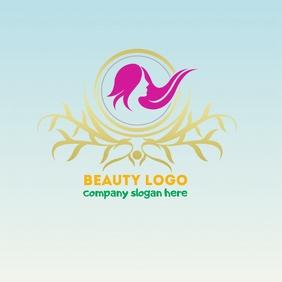 Luxury Beauty Logo Logotipo template