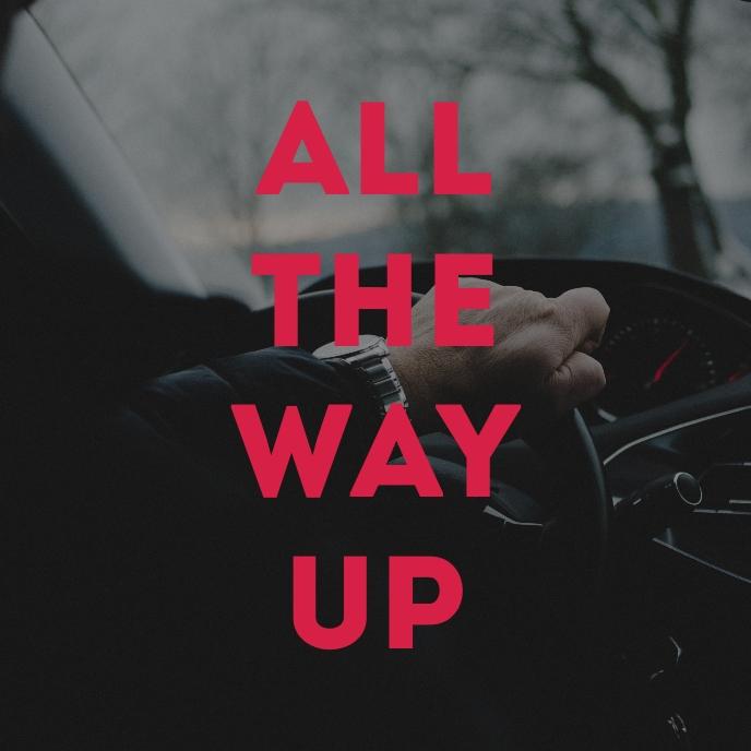 Luxury Car Interior Album Song Cover Art 专辑封面 template