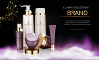 Luxury Cosmetic Collection Legal AS template