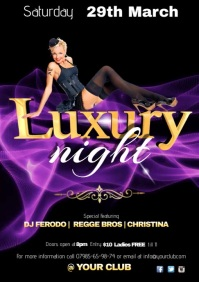 Luxury Night Video Advert