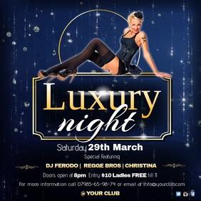 Luxury Night Video Template