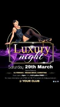 Luxury Night Video Post