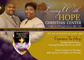 LWHCC Church Flyer