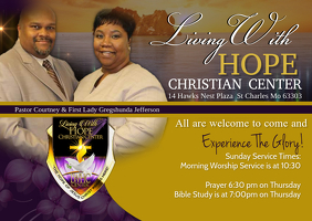 LWHCC Church Flyer