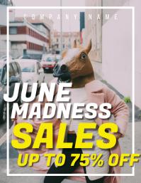 madness sales
