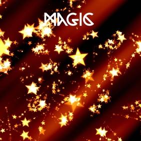 magic Album Art ปกอัลบั้ม template
