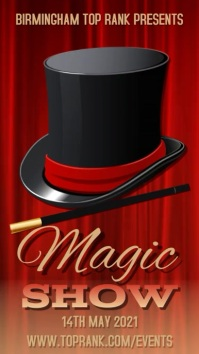 Magic Show Digital Ad