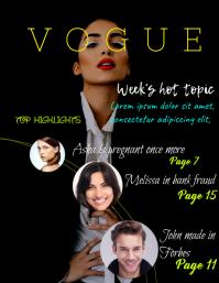 Magzine Cover