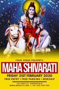 Maha Shivarati Poster