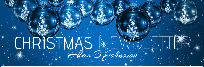 mail header christmas newsletter template