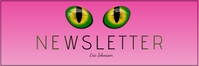 mail header newsletter template cat eyes