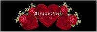 mail header newsletter template heart