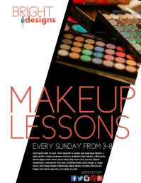 1 730 Customizable Design Templates For Makeup Artist Postermywall