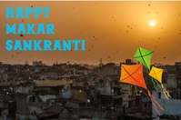 Maker sankranti Label template