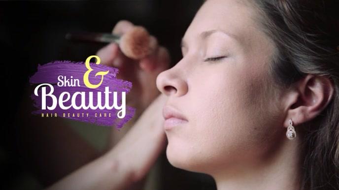 Makeup & Beauty Video Template