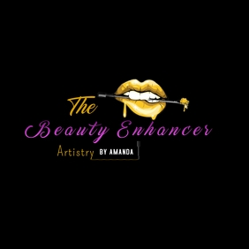 Makeup Logotipo template