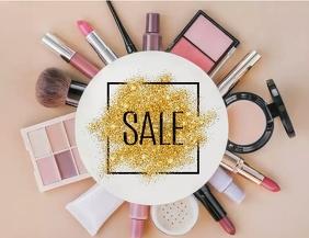 Makeup - girls - Beautysalon -beauty Flyer (US Letter) template