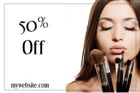 Makeup Sale Event