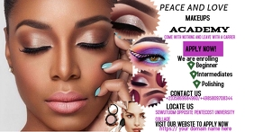 MAKEUPS FLYER